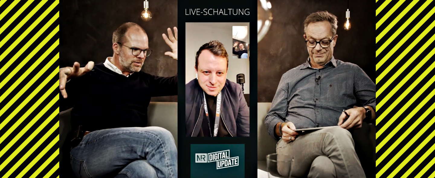 N!R digitalupdate #32 mit Christoph Krause